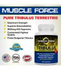 Bogo Tribulus - Deux boites de 180 capsules dosées à 1500 mg