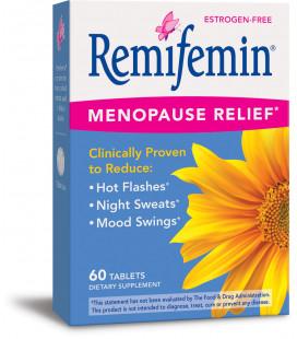 Remifemin ménopause secours comprimés 60 Ct