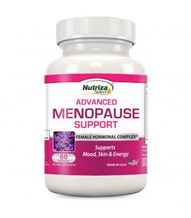 Nutriza Select avancée Ménopause Capsules de soutien 60 Ct