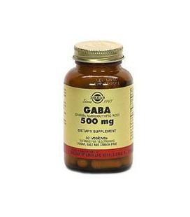 GABA 500mg - 100 - Veg/Cap
