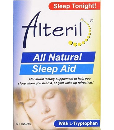 Alteril somnifère sans ordonnance - 60 tablettes