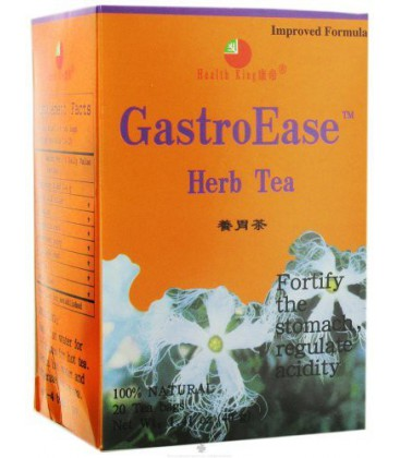 Gastroease Herb Tea - Help calm the stomach and alleviate ot