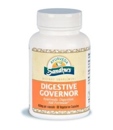 Digestive Governor Vegetarian Capsules 60 Ct.