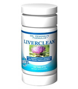 Liver Clean 100T 100 Tablets