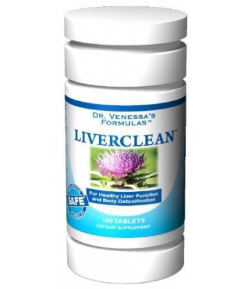 LiverClean 180 Tablets