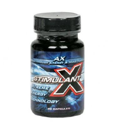 Anabolic Xtreme Stimulant X, 84-cap Bottle