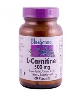 L-Carnitine 500mg - 60 - Capsule