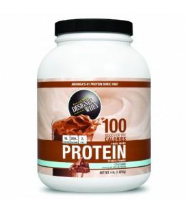 DESIGNER WHEY Protein Powder Supplement, Chocolate, 4-Pound