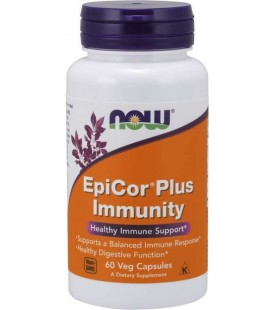 Now Foods Epicor Plus Immunity, 60 capsules veggie