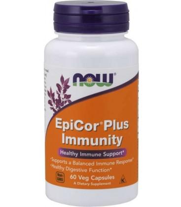 Now Foods Epicor Plus Immunity, 60 capsules veggie