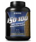 Dymatize Nutrition ISO 100, Whey Protein Powder, Chocolate,