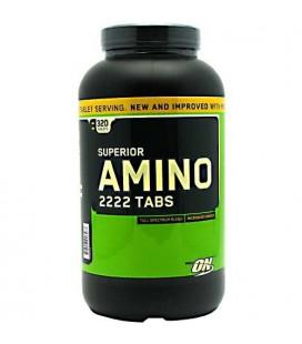 Optimum Nutrition Superior Amino 2222 Tabs 320 tablets
