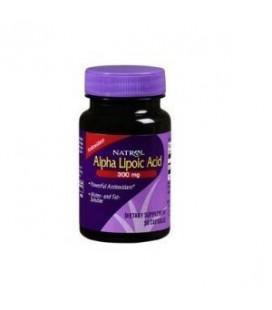 Natrol Alpha Lipoic Acid 300mg (50 caps) (Multi-Pack)