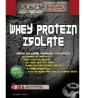 Pure WPI - Whey Protein Isolate Natural 5 Lbs