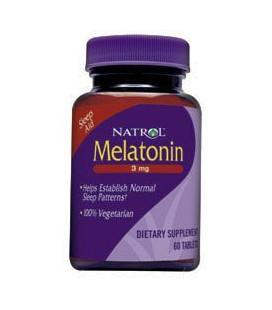 Natrol Melatonin 60 Tabs