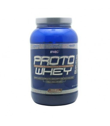 BIONUTRITIONAL RESEARCH GROUP PROTO WHEY DOUBLE CHOC 2LB,