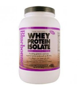 Whey Protein Isolate Chocolate - 2 lb - Powder