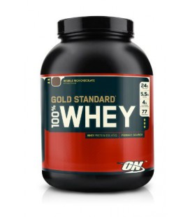 Optimum Nutrition 100% Whey Gold Standard, Chocolat Coco 2270gr