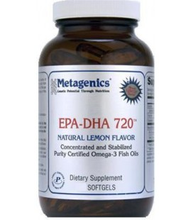 METAGENICS EPA-DHA 720 - 120 SOFTGELS