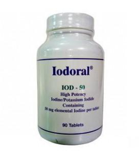 Iodoral 50mg 90 tabs