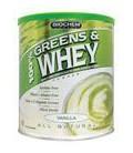 100% Greens & Whey Vanilla 1.42 lbs