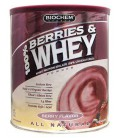 Biochem 100% Berries and Whey Powder, Berry, 1.39-Pound