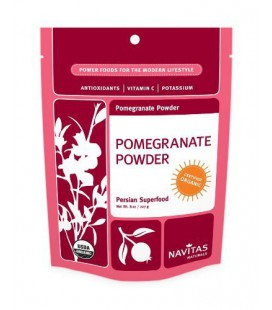 Navitas Naturals Pomegranate Powder, 8-Ounce Pouches