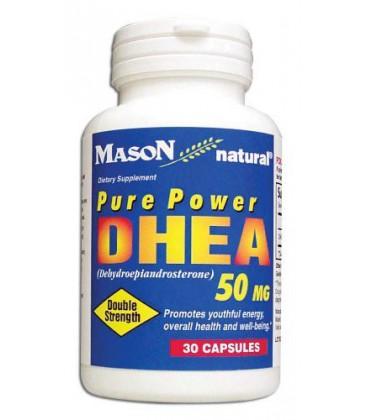 Mason vitamines DHEA 50 mg, gélules, 30-Count
