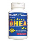 Mason vitamines DHEA 50 mg, gélules, 30-Count