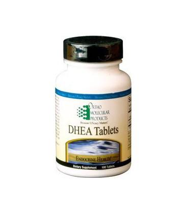 Ortho moléculaires - DHEA 5 mg 100 comprimés