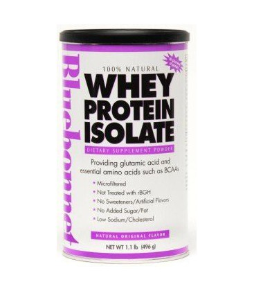 Whey Protein Isolate Original - 1.1 lb - Powder