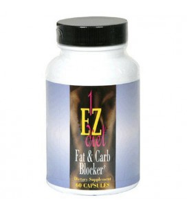 Maximum Intenational 1-EZ Diet, Fat and Carb Blocker, 60 Cap