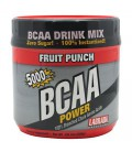 Labrada Nutrition BCAA Power, Fruit Punch, 500 Grams