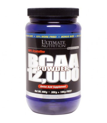 ULTIMATE NUTRITION BCAA 1200 400 GRAMS, 1.1 Tub