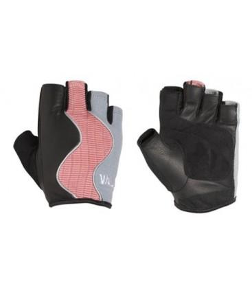Valeo Women Feets Crosstrainer Glove, Pink, Medium