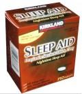 Kirkland Signature Nighttime Sleep Aid (Doxylamine Succinate