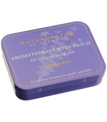Naturopatch Of Vermont  Aromatherapy Body Patches, All Natur
