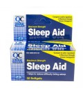 Quality Choice Maximum Strength Sleep Aid Softgels 32 Count,