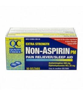 Quality Choice Extra Strength Non-aspirin Pain Relief/sleep