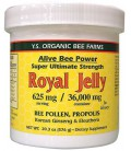 YS Royal Jelly/Honey Bee - Royal Jelly Super Ultimate Strength, 20.3 oz gel