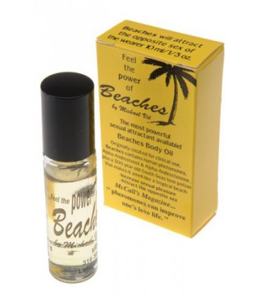Beaches Pheromone Body Oil
