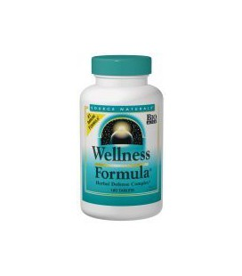 Source Naturals Wellness Formula, 60 Capsules