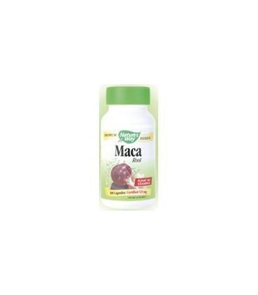 Way racine de Maca de la nature, 525 mg, 100 Capsules.