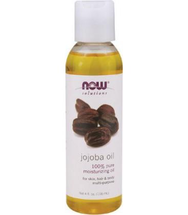 NOW Foods Jojoba Oil Pure, 4 ounce