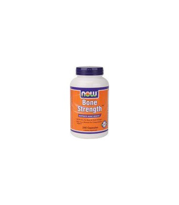 Now Foods Bone Strength, Capsules, 240-Count