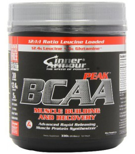 Inner Armour BCAA Peak, Blue Raspberry, 11.6 Ounce