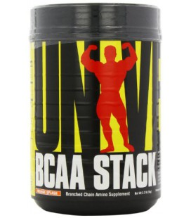 Universal Nutrition BCAA STACK, Orange Splash, 2.2 Pounds