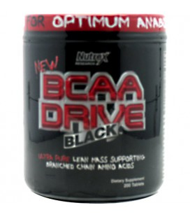 Nutrex BCAA Drive Black, 200 Tablets
