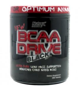 Nutrex BCAA Drive Black, 200 Tablets