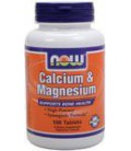 Calcium & Magnesium (500mg/250mg) - 100 - Tablet